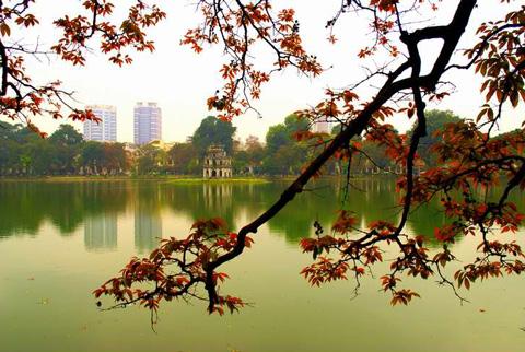 Hồ Gươm (Hồ Hoàn Kiếm) Hg01