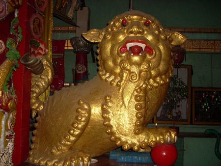 Độc đáo chùa Đất Sét Sóc Trăng